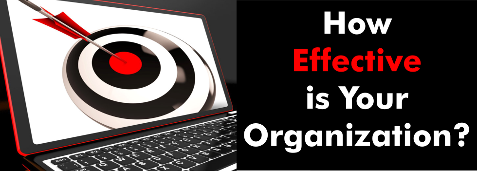 How Effective is Your Organization?
