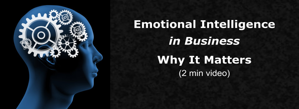 Emotional Intelligence in Business: Why It Matters!