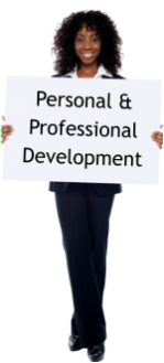 Personal & Professional Development Sign